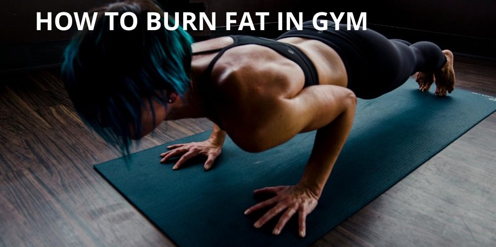 "alt=""how to burn fat in gym"""